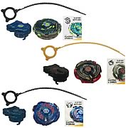 Beyblade Electro Battlers Spin Tops Wave 2