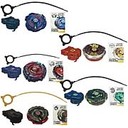 Beyblade Electro Battlers Spin Tops Wave 3 Revision 1
