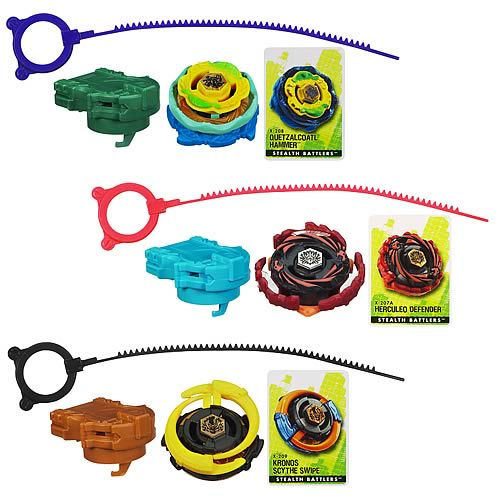 Beyblade Stealth Battles Tops Wave 5