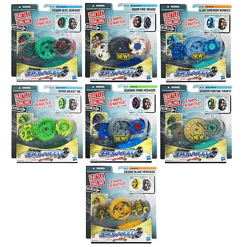 Beyblade Beywheelz Battle Wheels Wave 1