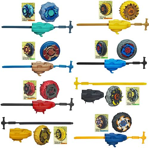 Beyblade Beywheelz Battle Wheels Wave 2 Revision 1