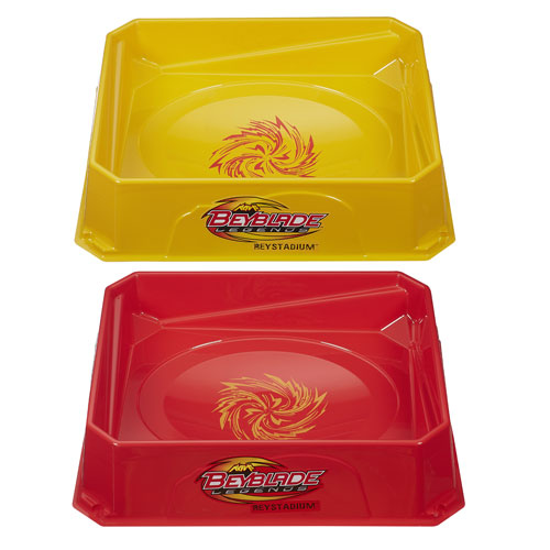 Beyblade Metal Fury Beystadiums Wave 5 Set
