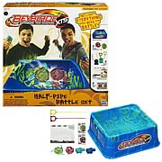 Beyblade XTS Extreme Top System Half-Pipe Battle Set