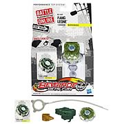 Beyblade Metal Fusion Fang Leone Top