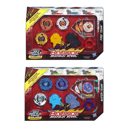 Beyblade Team Packs Wave 4