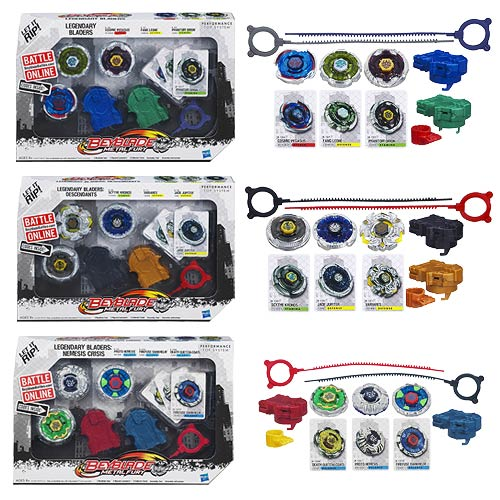 Beyblade Team Packs Wave 5