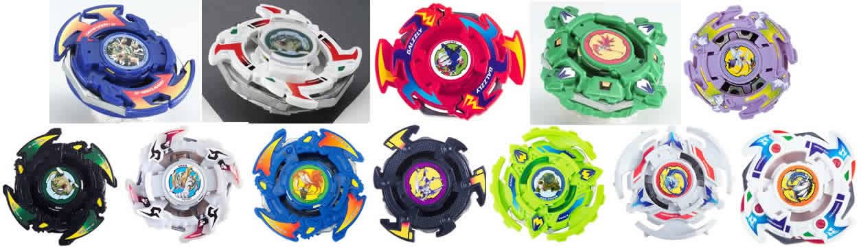 Beyblade Starter Assortment 2