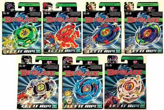 Beyblade Starter Assortment 5