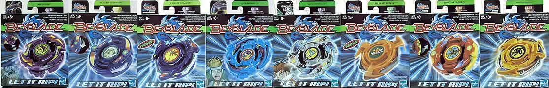 Beyblade Starter Assortment 6
