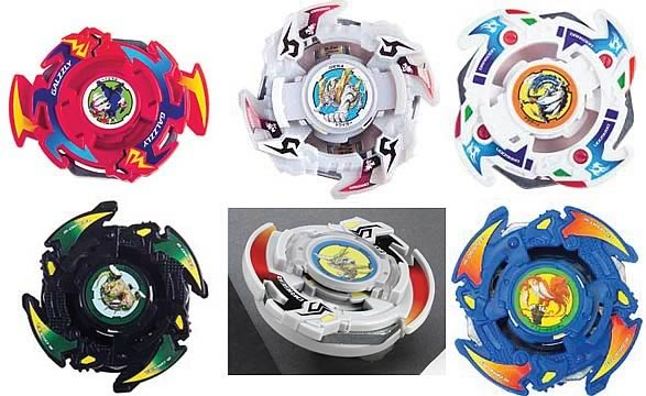 Beyblade Starter Assortment 7