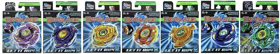 Beyblade Starter Assortment 8