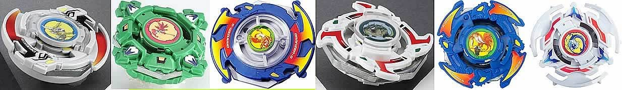 Beyblade Starter Assortment 9 Set