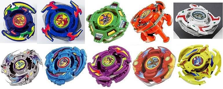 Beyblade Starter Assortment 10