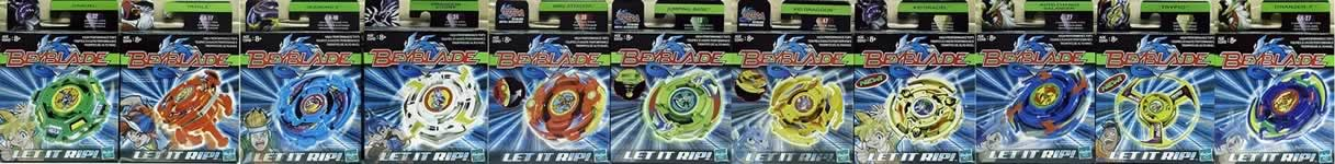 Beyblade Starter Assortment 11