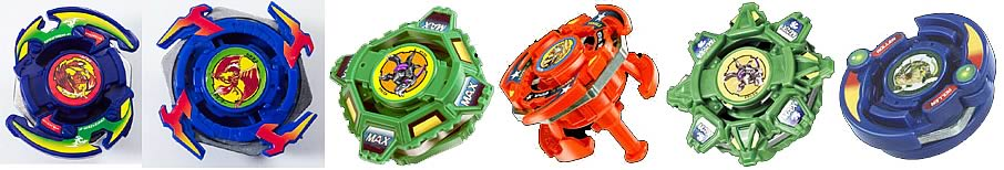Beyblade Starter Assortment 12