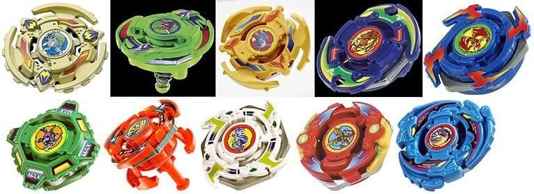 Beyblade Starter Assortment 14