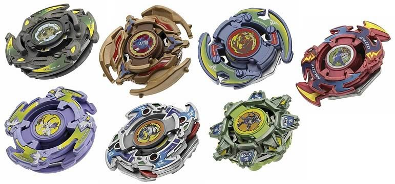 Beyblade Starter Assortment 15