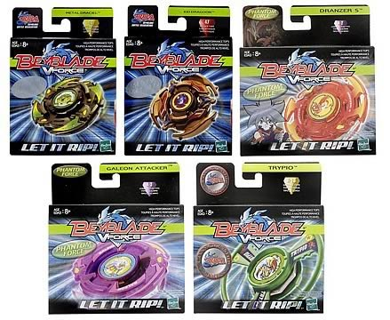 Beyblade Starter Assortment 16