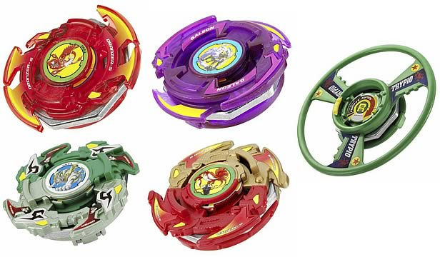 Beyblade Starter Assortment 17