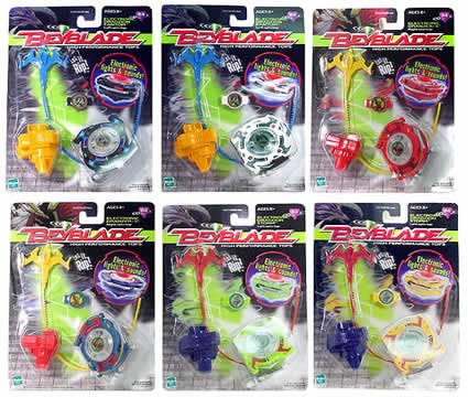 Electronic Tops Assortment 3
