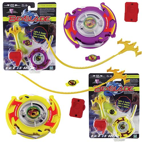 Beyblade Dranzer Electronic Tops Set