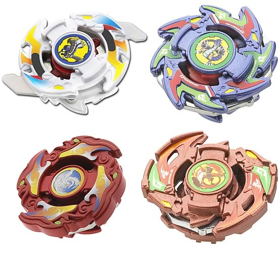 Beyblade Engine Gear Tops Assortment 10