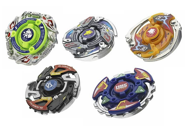 Beyblade HMS Starter Top Assortment 2
