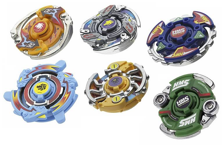 Beyblade HMS Starter Top Assortment 3