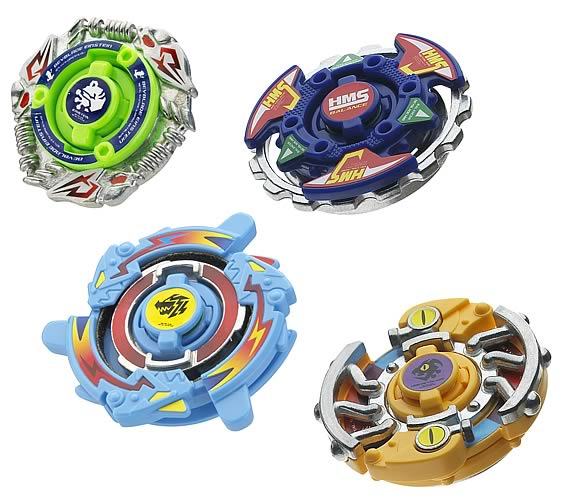 Beyblade HMS Starter Top Assortment 4