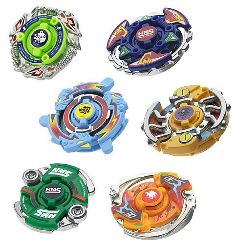 Beyblade HMS Starter Top Assortment 5