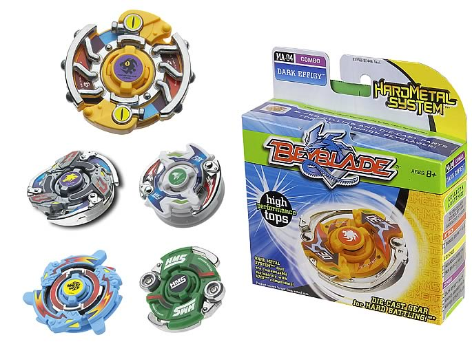 Beyblade HMS Starter Top Assortment 6