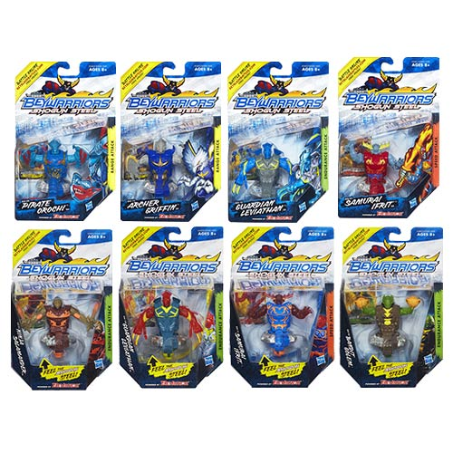 Beyblade Beywarriors Shogun Steel Battle Tops Wave 2R1 Case