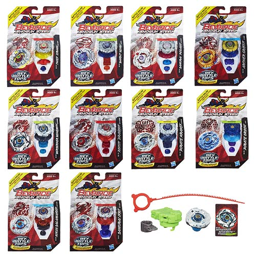 Beyblade Shogun Steel Battle Tops Wave 4 Case
