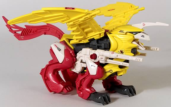 Zoids Battle Cougar