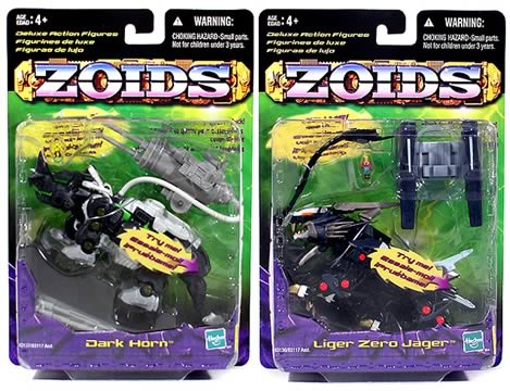 Zoids Basic, Asst. 1 3-Pack