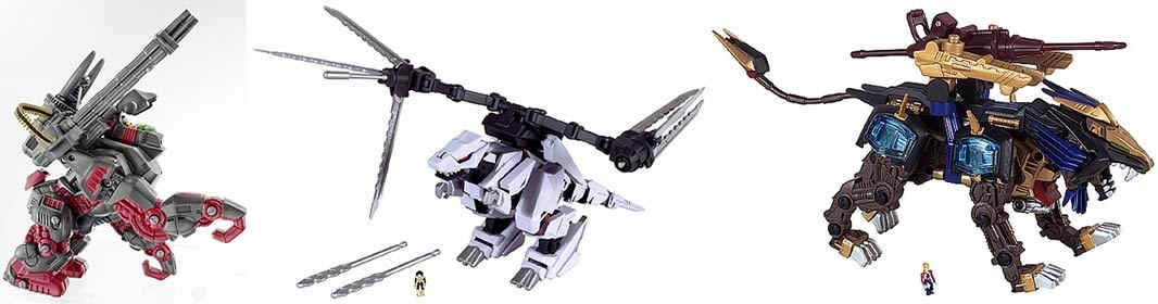 Zoids Basic, Assortment 5