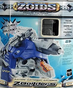 Zoids Deluxe Missile Tortoise