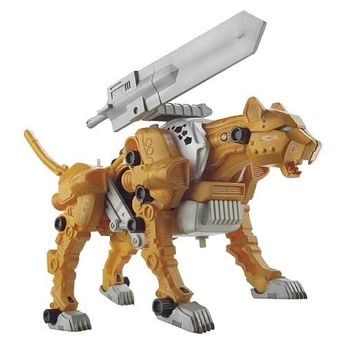 Zoids Mega Model Kit 1 Gravity Saix