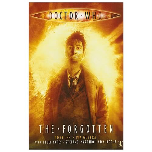 Doctor Who: The Forgotten Graphic Novel