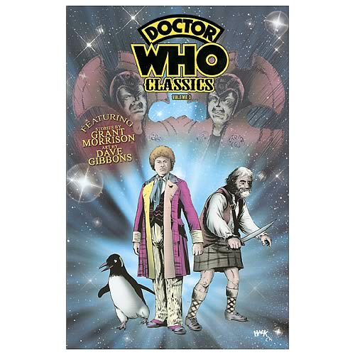 Doctor Who Classics Volume 3 Graphic Novel