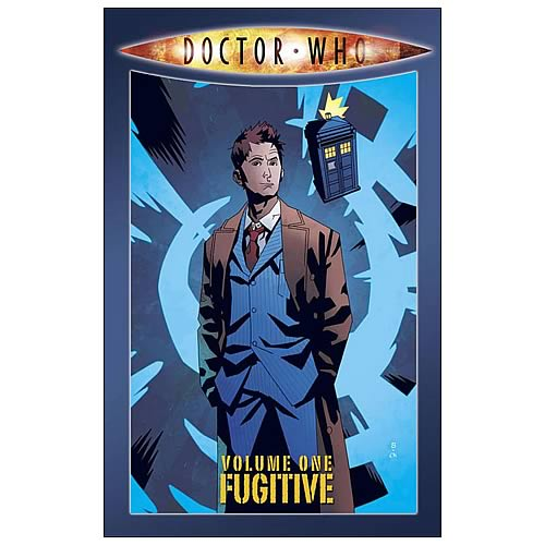 Doctor Who Volume 1: Fugitive Graphic Novel