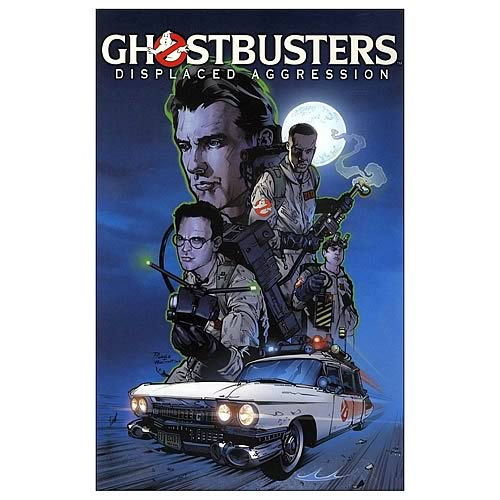 Ghostbusters: Displaced Aggression  Graphic Novel
