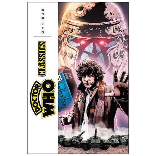 Doctor Who Classics Omnibus Graphic Novel