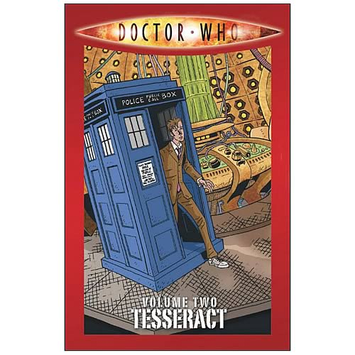 Doctor Who Volume 2: Tessaract Graphic Novel