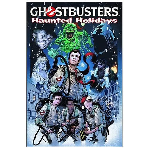 Ghostbusters: Haunted Holidays Graphic Novel