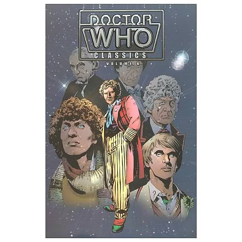 Doctor Who Classics Volume 6  Graphic Novel