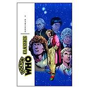 Doctor Who Classics Omnibus Volume 2 Graphic Novel