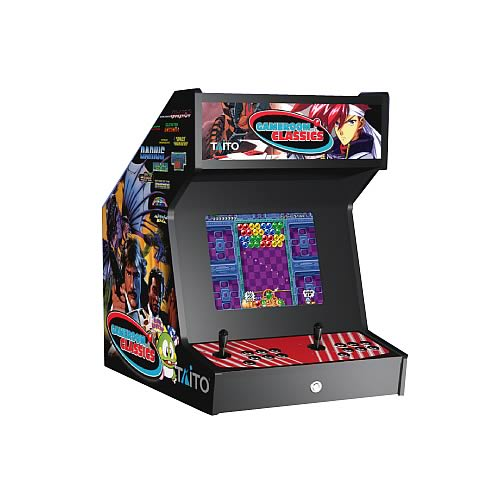 Taito Game Room Classics Arcade Game