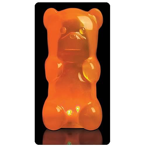 Orange Gummy Bear Lamp