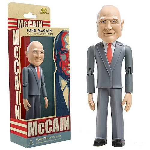 John McCain Action Figure